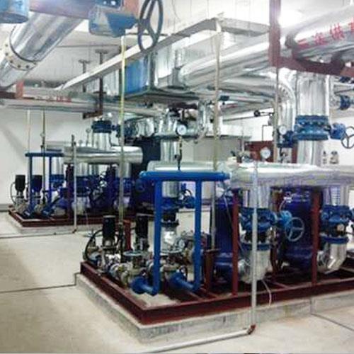 新疆换热站的集中操控系统