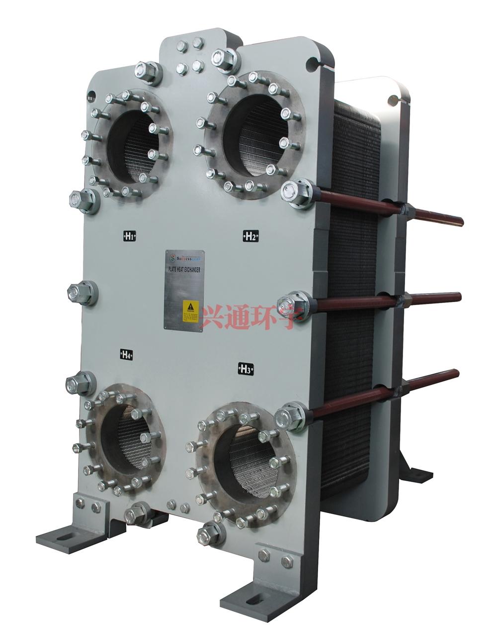 ES新型节能换热器.