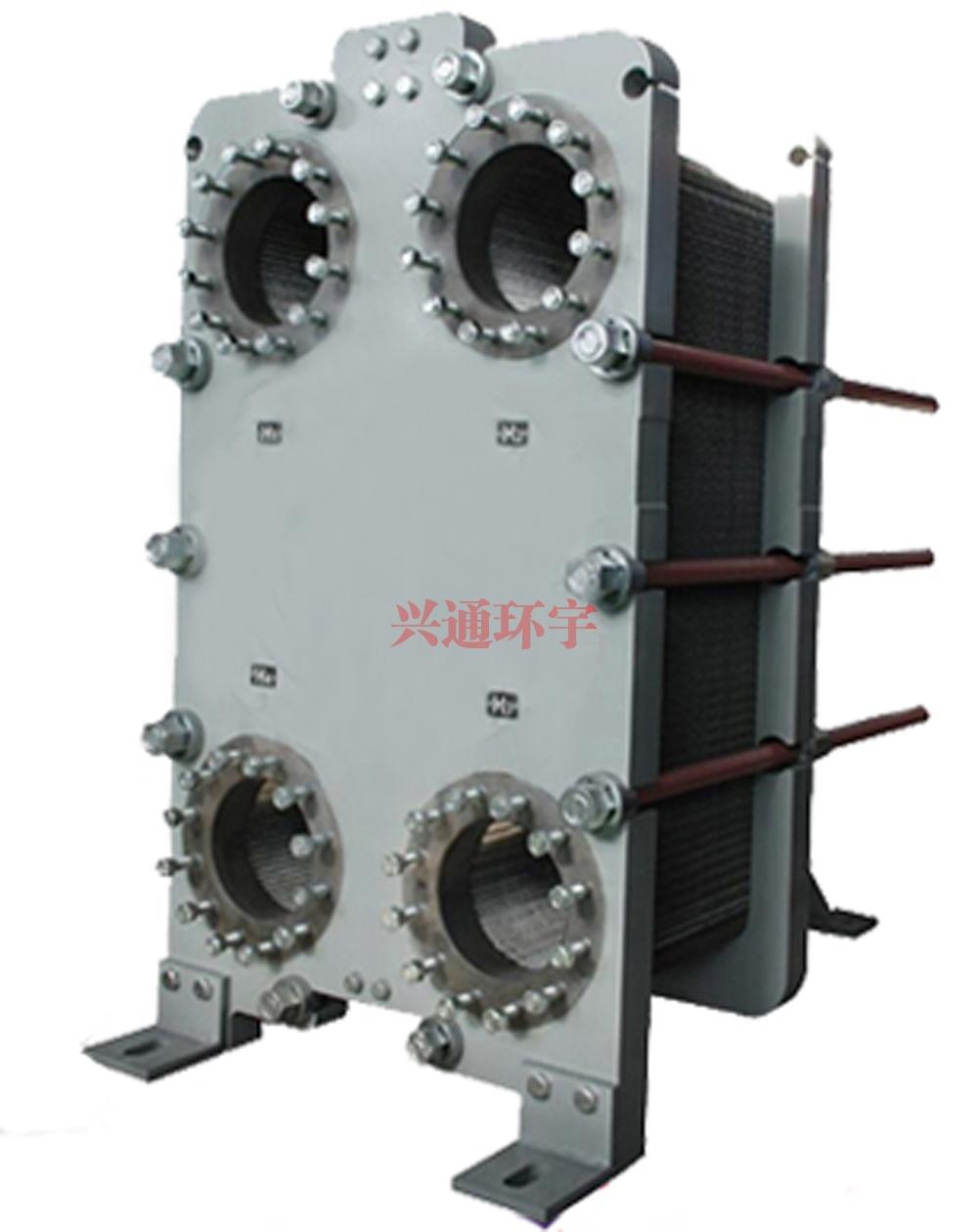 新型节能低阻换热器