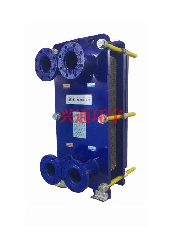 化工专用 板式换热器 氯碱酒精类 安全稳定