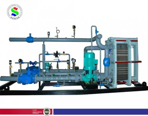 瑟克赛斯板式换热机组 新型节能换热机组 供暖专用型